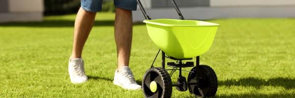 entretien paysager Fertilisation de la pelouse