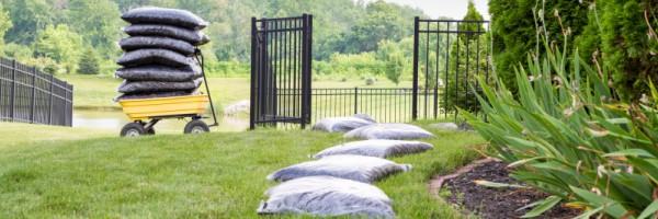 landscaping Terreautage de pelouse